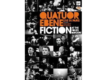 Quatuor Ébène/Natalie Dessay/Stacey: Fiction... (DVD)