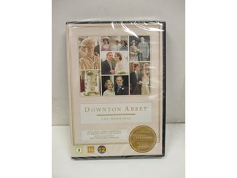 Downton Abbey - The weddings (3-disc) - MKT FINT SKICK!