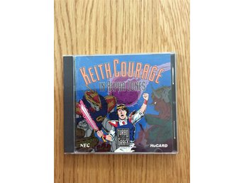 Keith Courage in Alpha Zones turbografx PC engine