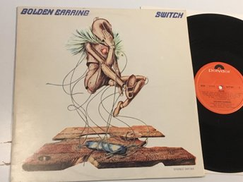 GOLDEN EARRING switch LP -75 POLYDOR 2417 301