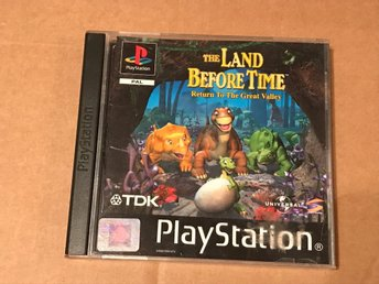 The Land Before Time till Playstation