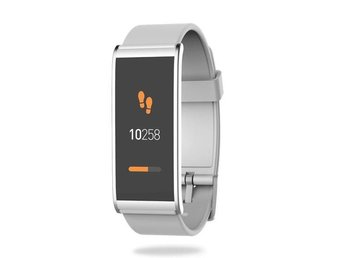 MyKronoz ZeFit 4 Activity tracker White/Silver