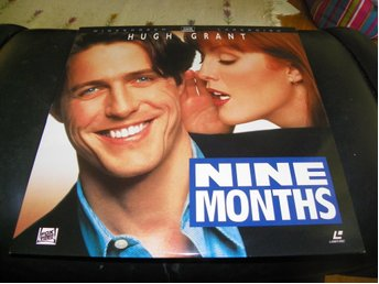 Nine months - THX - Widescreen special edition - 2st Laserdisc