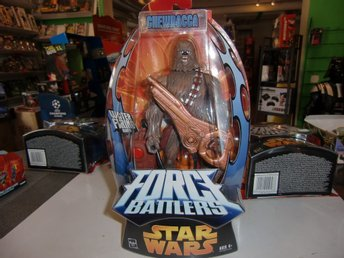 Star Wars Hasbro Force Battlers Chewbacca