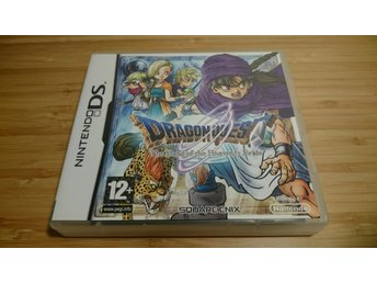 Dragon Quest : The hand of the heavenly bride .  Till ds och 3ds