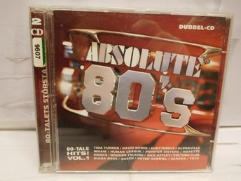 ABSOLUTE 80´S - 2-CD