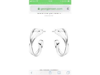 georg jensen infinity örhängen