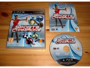 PS3: Sports Champions