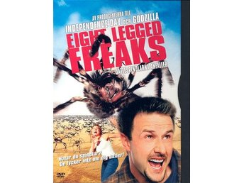 Eight legged freaks - Jättespindlarna anfaller