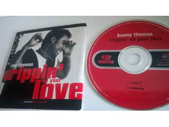 Kenny Thomas - Trippin' on your love, single CD