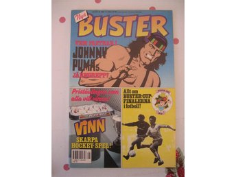 Buster    Nr:21-1987