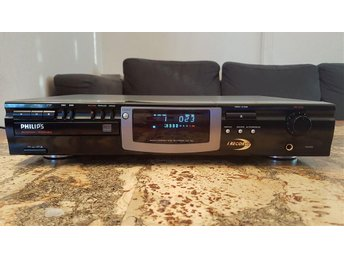 Philips CDR760 CD Recorder CD-Player