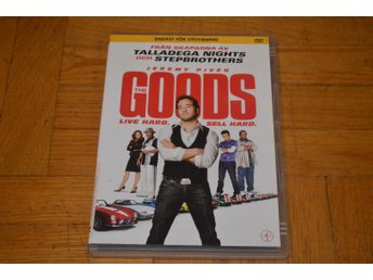 The Goods ( Jeremy Piven 	Ken Jeong Ed Helms ) 2009 - DVD