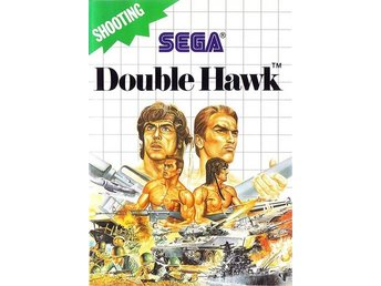 Double Hawk - Master System