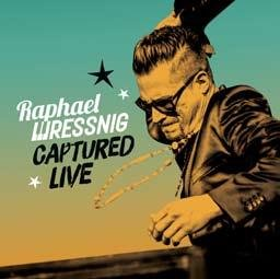 Wressing Raphael: Captured Live (Vinyl LP) FRAKTFRITT