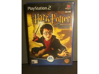 Harry Potter & The Chamber of Secrets - Playstation 2