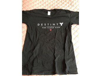 Destiny the taken king t-shirt stl M