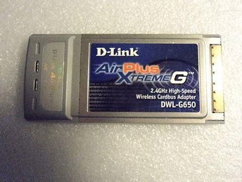 Wireless Adapter D-Link