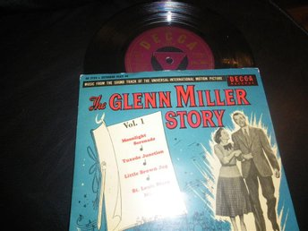 the glenn miller story vol 1 ep