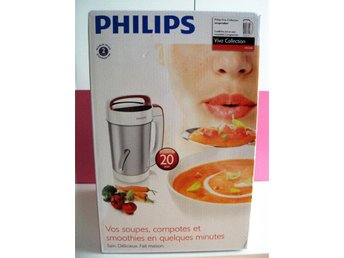 PHILIPS VIVA COLLECTION SOUPMAKER, NY