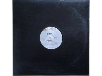 "P!NK title* Don't Let Me Get Me (Remixes)* House, Tribal House 12"" US"