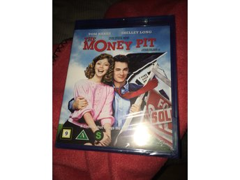 Blu-ray : the money pit    (inplastad )