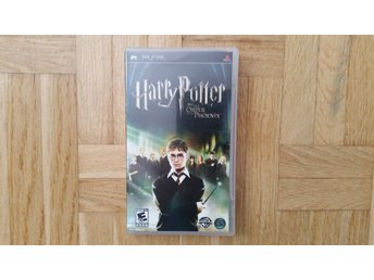 Harry Potter - And The Order Of The Phoenix - PSP