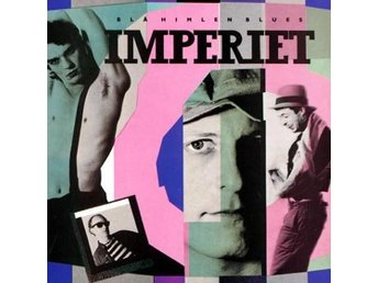 Imperiet: Blå himlen blues (Rem) (Vinyl LP)