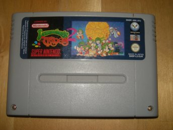 SNES Lemmings 2