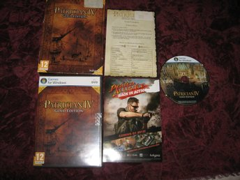 PATRICIAN IV GOLD EDITION PC DVD-ROM