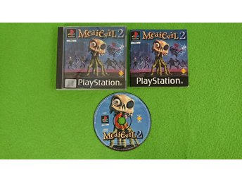 Medievil 2 KOMPLETT Playstation 1 PSone ps1