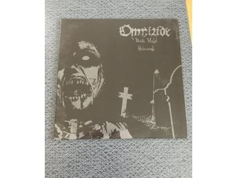 "Omnizide - Death Metal Holocaust 12"" VINYL / craft"
