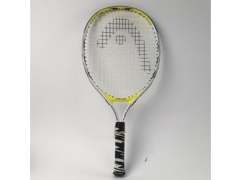Head, Tennisracket, Extreme Junior, Vit/Gul/Svart