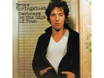 CD - BRUCE SPRINGSTEEN - DARKNESS ON THE EDGE OF TOWN - FINT SKICK!