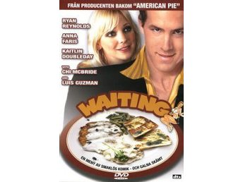 Waiting- Ryan Reynolds och Anna Faris