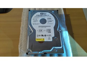 "Western Digital 200GB 3,5"" IDE 7200 RPM"