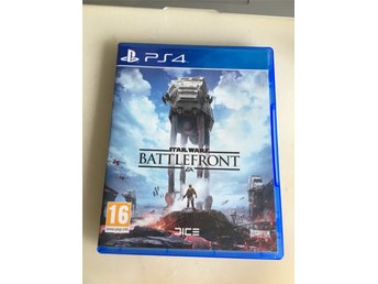 PS4 Star Wars Battlefront EA Battle Front Starwars Play Station 4 Dice Blu-ray