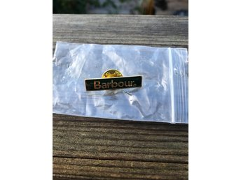 Barbour Pin  * NY *