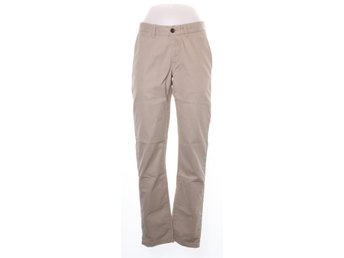 Peak Performance, Chinos, Strl: 27/32, Beige