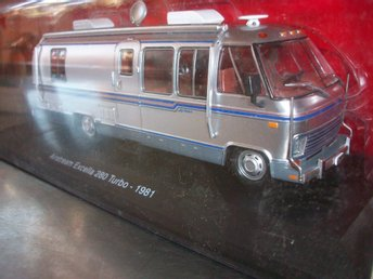 Airstream Excella 280 Turbo 1981 1:43, MINT!