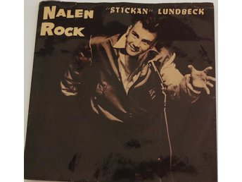 Nalen Rock Stickan Lundbeck Claes-Göran Crona Topp rock Band 1958