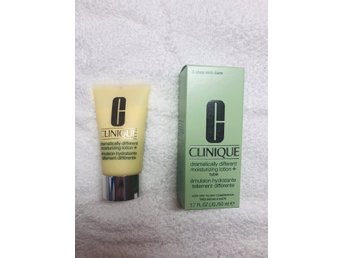 Dramatically different moisturizing lotion clinique