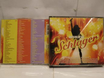 ABSOLUTE SCHLAGER - 3-CD BOX