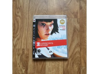 Mirror's Edge PS3 PAL (fint skick, mirrors)