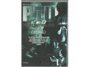 PTU -POLICE TACTICAL UNIT    ( INPLASTAT  DVD )