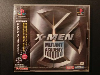*NY* X-Men : Mutant Academy till Playstation - Fighting - Japanskt