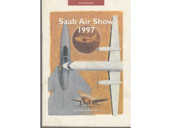 Program - Saab Air Show 1997