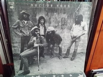 DR HOOK AND THE MEDICINE SHOW - LP - 1971