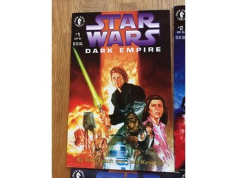 Star Wars - Dark Empire #1-6