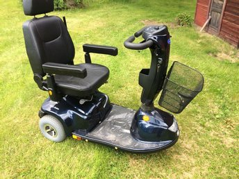 Invacare Orion El Scooter I nyskick
